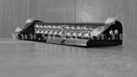 Светодиодная панель под лобовое стекло LED-25